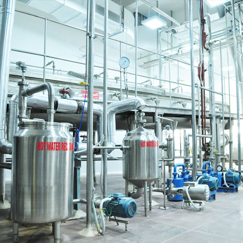 Phytochemicals / Herbal Extraction Plant (Aqua & Solvent)